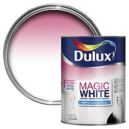 Dulux Magic Pure Brilliant White Matt Emulsion Paint