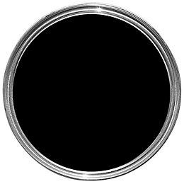 Dulux Weathershield Black Smooth Masonry Paint 2.5L