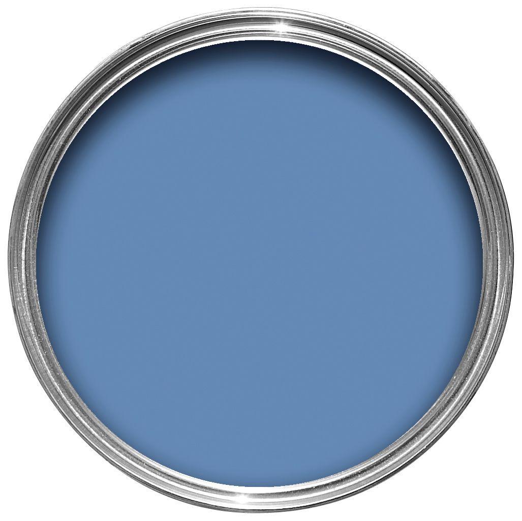 Dulux Sea Blue Matt Emulsion Paint 2 5l Departments