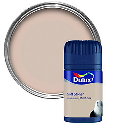 Dulux Soft Stone Matt Emulsion Paint 50ml Tester