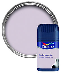 Dulux Gentle Lavender Matt Emulsion Paint 50ml Tester