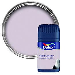 Dulux Gentle Lavender Matt Emulsion Paint 50ml Tester