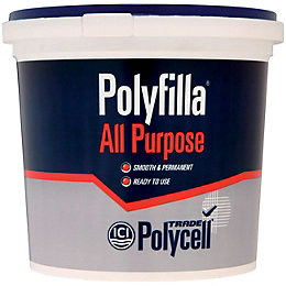 Polycell Trade All Purpose Filler 2kg