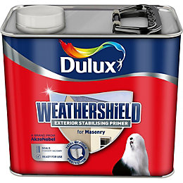 Dulux Weathershield Clear Primer & Undercoat 2.5L