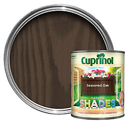 Cuprinol Garden Seasoned Oak Matt Wood Paint 1L