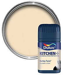 Dulux Kitchen Barley Twist Matt Emulsion Paint 50ml