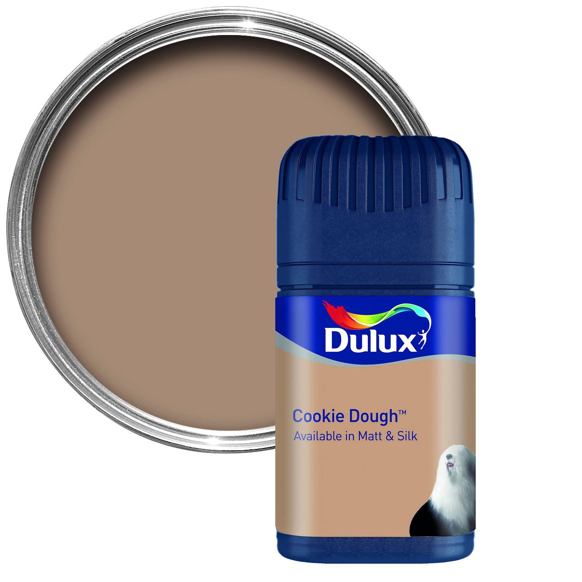 Dulux Tester Cookie Dough Matt Emulsion Paint 0 05l Tester