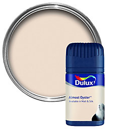 Dulux Neutrals Almost Oyster Matt Emulsion Paint 50ml