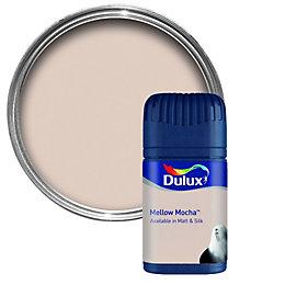 Dulux Neutrals Mellow Mocha Matt Emulsion Paint 50ml