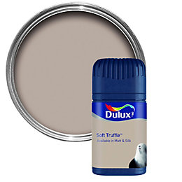Dulux Neutrals Soft Truffle Matt Emulsion Paint 50ml