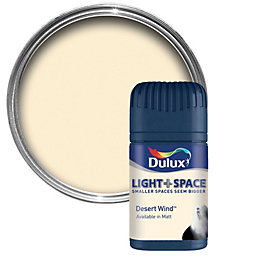 Dulux Light & Space Desert Wind Matt Emulsion