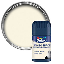 Dulux Light & Space Frosted Dawn Matt Emulsion