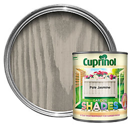 Cuprinol Garden Shades Pale Jasmine Matt Wood Paint