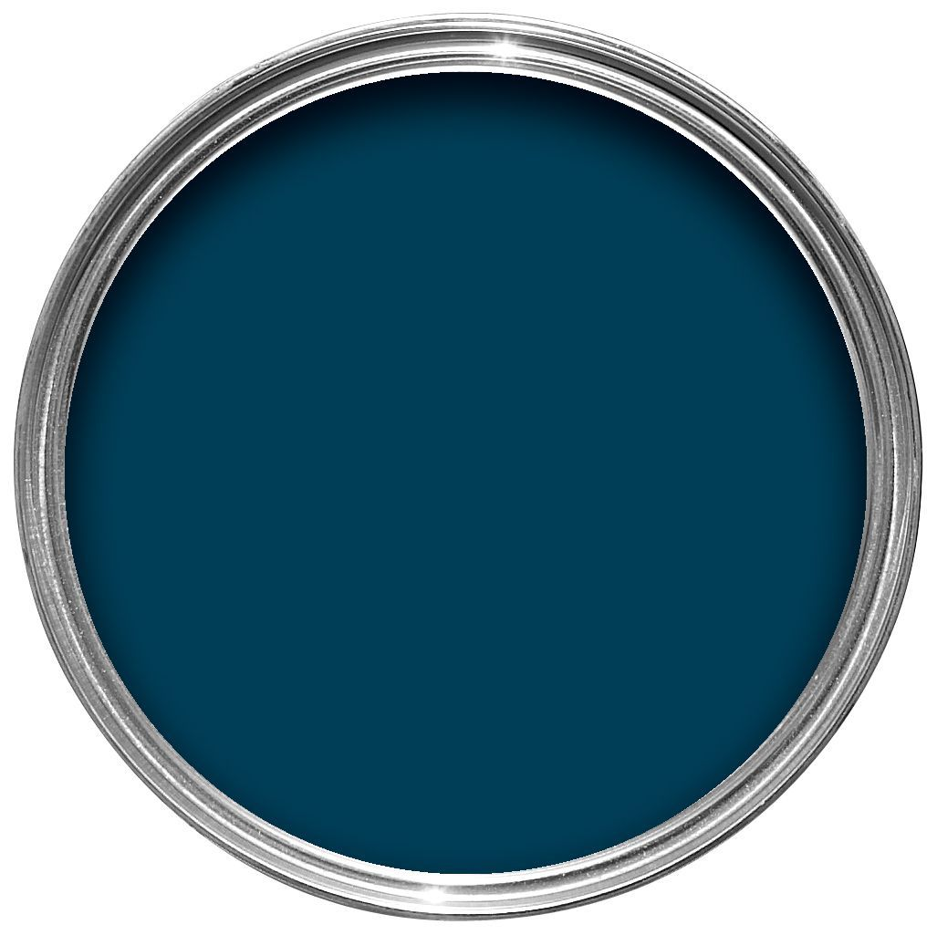 Dulux feature wall teal tension matt emulsion paint for How to make teal paint