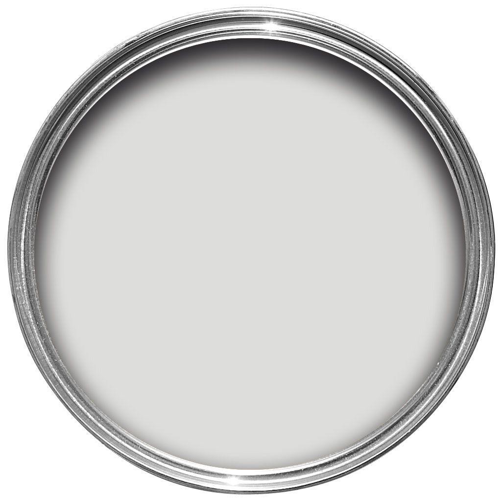 Dulux White Mist Silk Emulsion Paint 2.5l