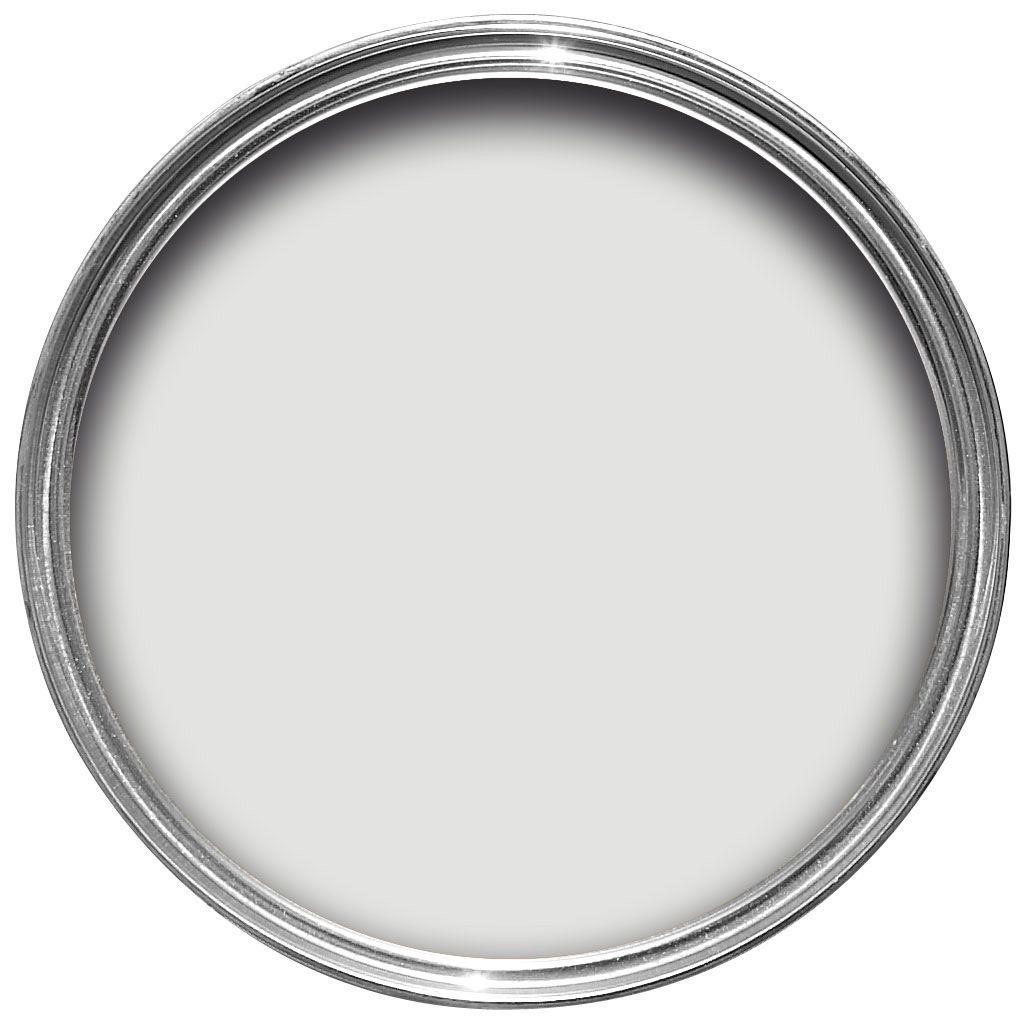 Dulux White Cotton Silk Emulsion Paint 2.5l