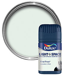 Dulux Light & Space First Frost Matt Emulsion