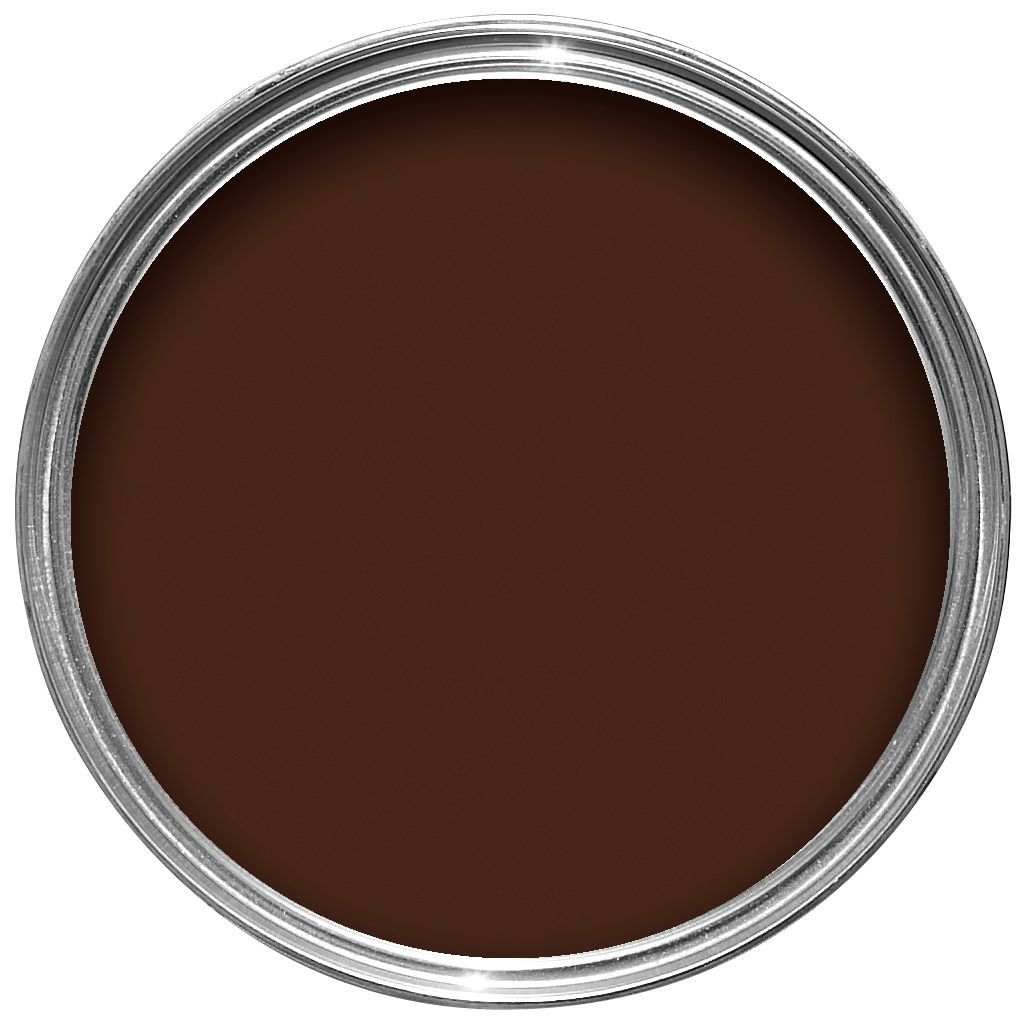 Dulux Interior Chocolate Fondant Gloss Wood Metal Paint 750ml Departments Diy At B Q