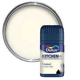 Dulux Kitchen Timeless Matt Emulsion Paint 50ml Tester