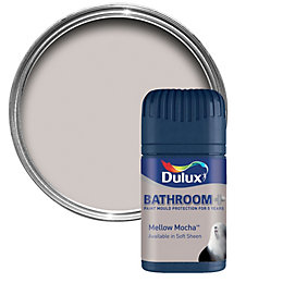 Dulux Bathroom Mellow Mocha Soft Sheen Emulsion Paint