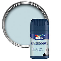 Dulux Bathroom Mineral Mist Soft Sheen Emulsion Paint