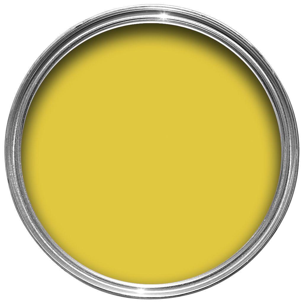 Dulux Lemon Punch Matt Emulsion Paint 1.25l
