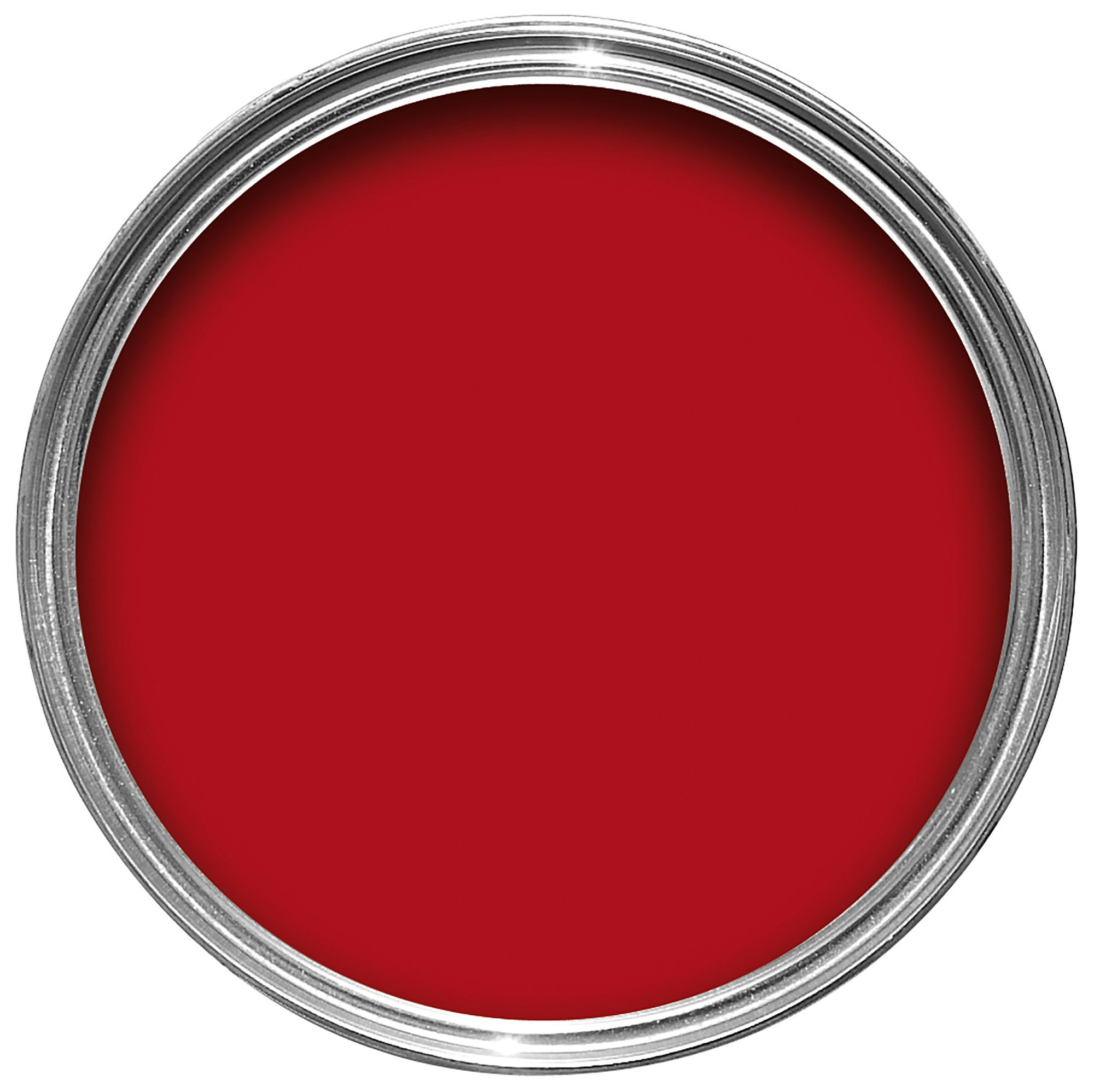 Dulux weathershield external volcanic red gloss paint Classic red paint color