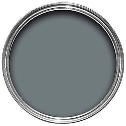 Dulux Weathershield External Gallant Grey Satin Paint 750ml