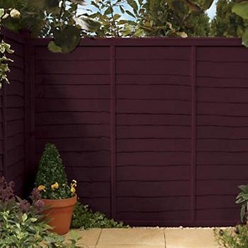 Cuprinol Garden Shades Summer damson Matt Wood paint