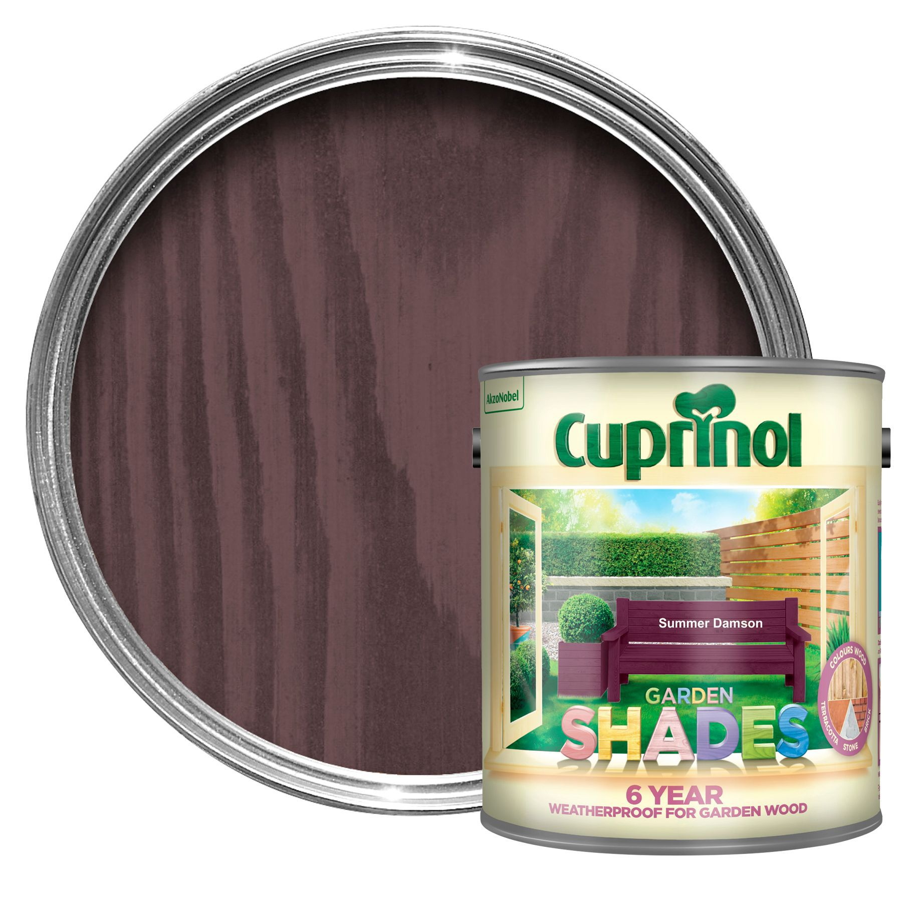 Cuprinol Outdoor Paint DIY