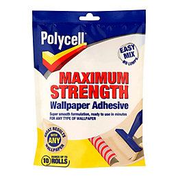 Polycell Maximum Strength Wallpaper Adhesive 225G