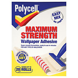 Polycell Maximum Strength Wallpaper Adhesive 517G