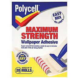 Polycell Maximum Strength Wallpaper Adhesive 517G