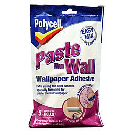 Polycell Paste The Wall Wallpaper Adhesive 211G