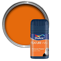 Dulux Moroccan Flame Matt Emulsion Paint 50ml Tester