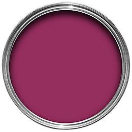 Dulux Feature Wall Sumptuous Plum Matt Emulsion Paint