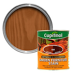Cuprinol Softwood & Hardwood Oak Garden Furniture Stain