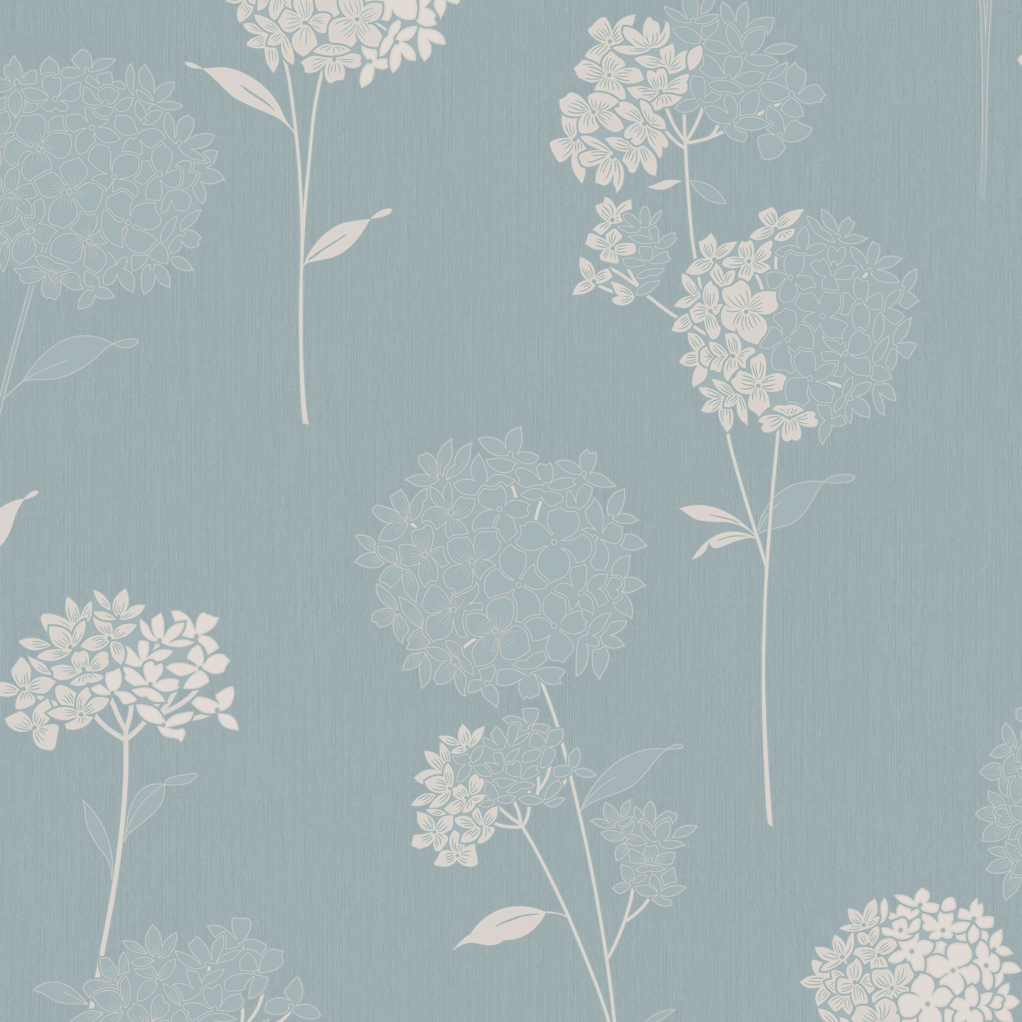Dulux Annabelle Clear Amp Duck Egg Wallpaper Departments