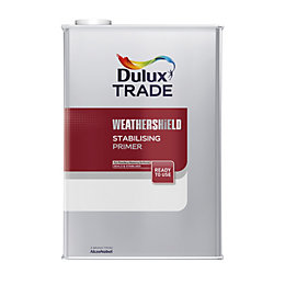 Dulux Trade Weathershield External Clear Primer 5L Tin