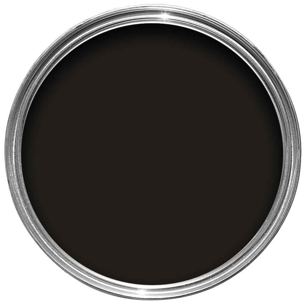 Dulux Trade Interior Black Gloss Wood Metal Paint 5l Departments Diy At B Q