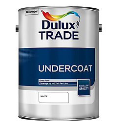 Dulux Trade White Undercoat 5L