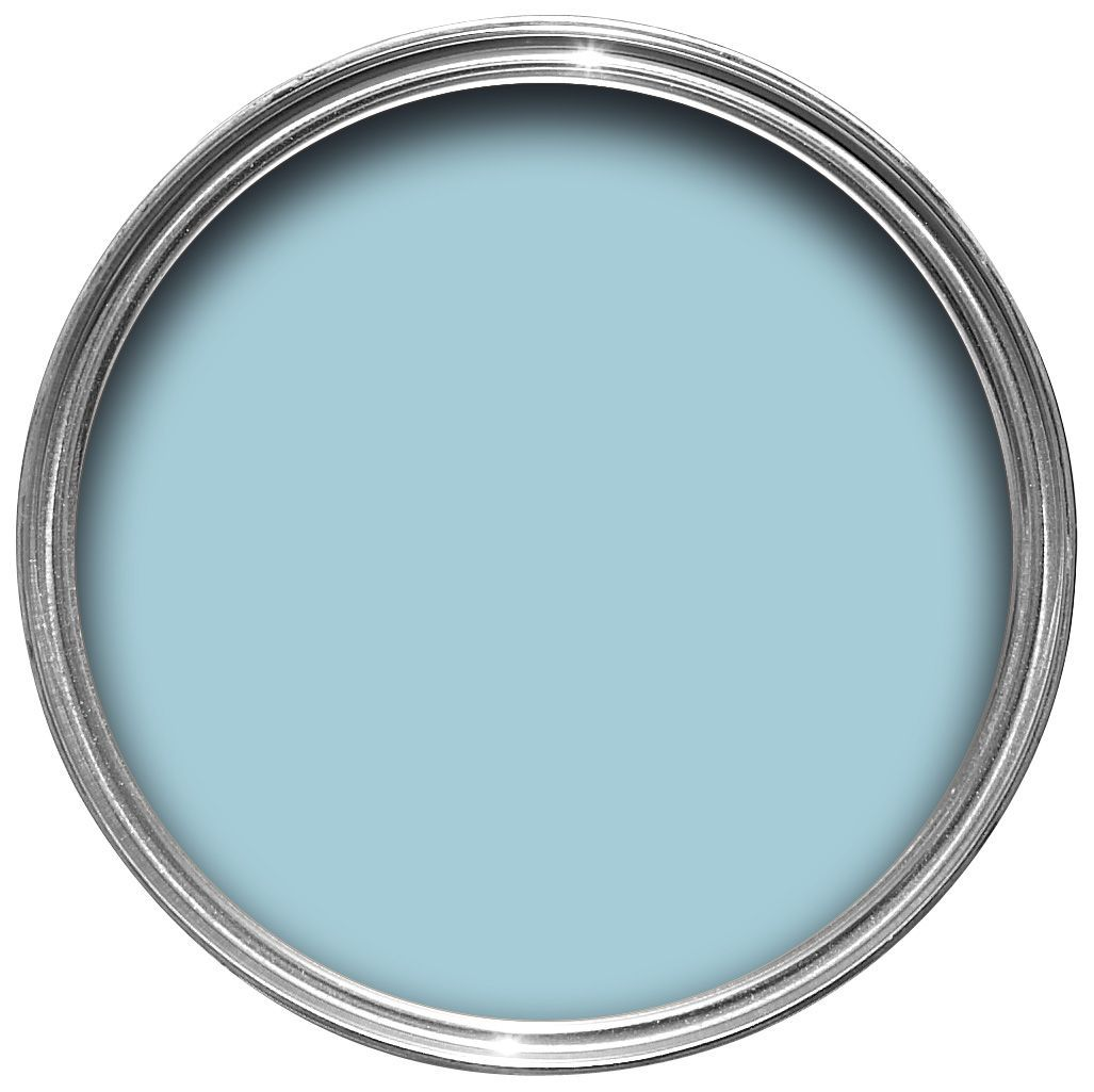 Dulux Made By Me Interior Exterior Duck Egg Blue Satin Multipurpose Paint 250ml Departments