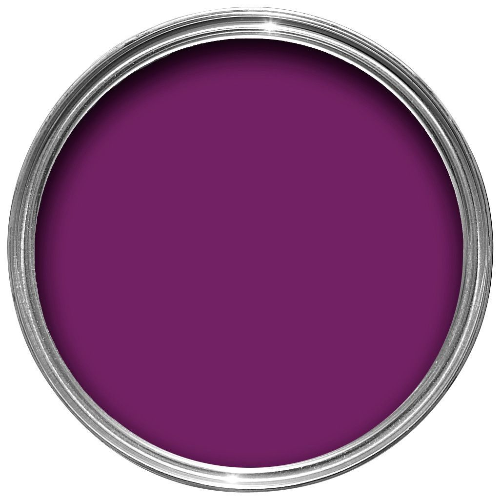 B and q bathroom panels - Dulux Made By Me Interior Amp Exterior Purple Passion Gloss
