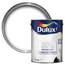 Dulux Ultra Pure Brilliant White Matt Emulsion Paint