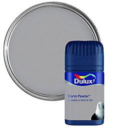 Dulux Warm Pewter Matt Emulsion Paint 50ml Tester