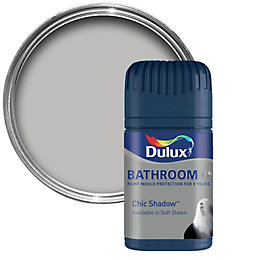 Dulux Bathroom Chic Shadow Soft Sheen Emulsion Paint