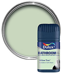 Dulux Bathroom Willow Tree Soft Sheen Emulsion Paint