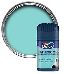 Dulux Bathroom Marine Splash Soft Sheen Emulsion Paint