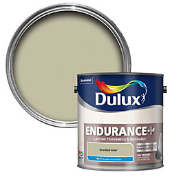Dulux Endurance Crushed Aloe Matt Emulsion Paint 2.5L