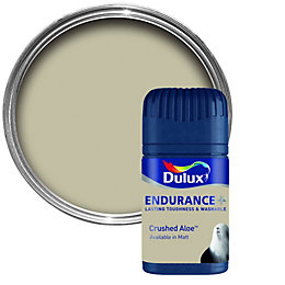 Dulux Endurance Crushed Aloe Matt Emulsion Paint 50ml